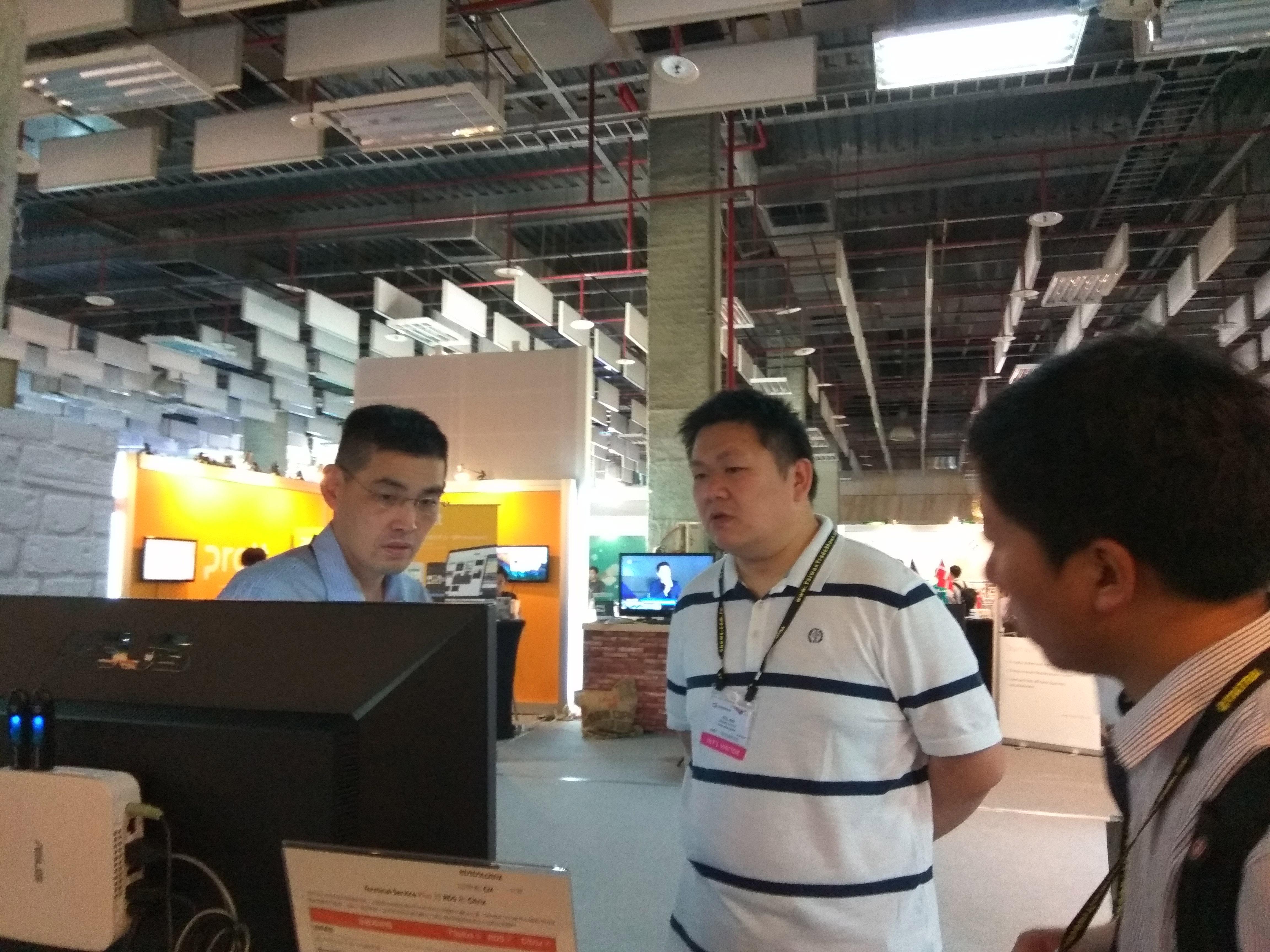 中國THINCLIENT客戶經銷合作