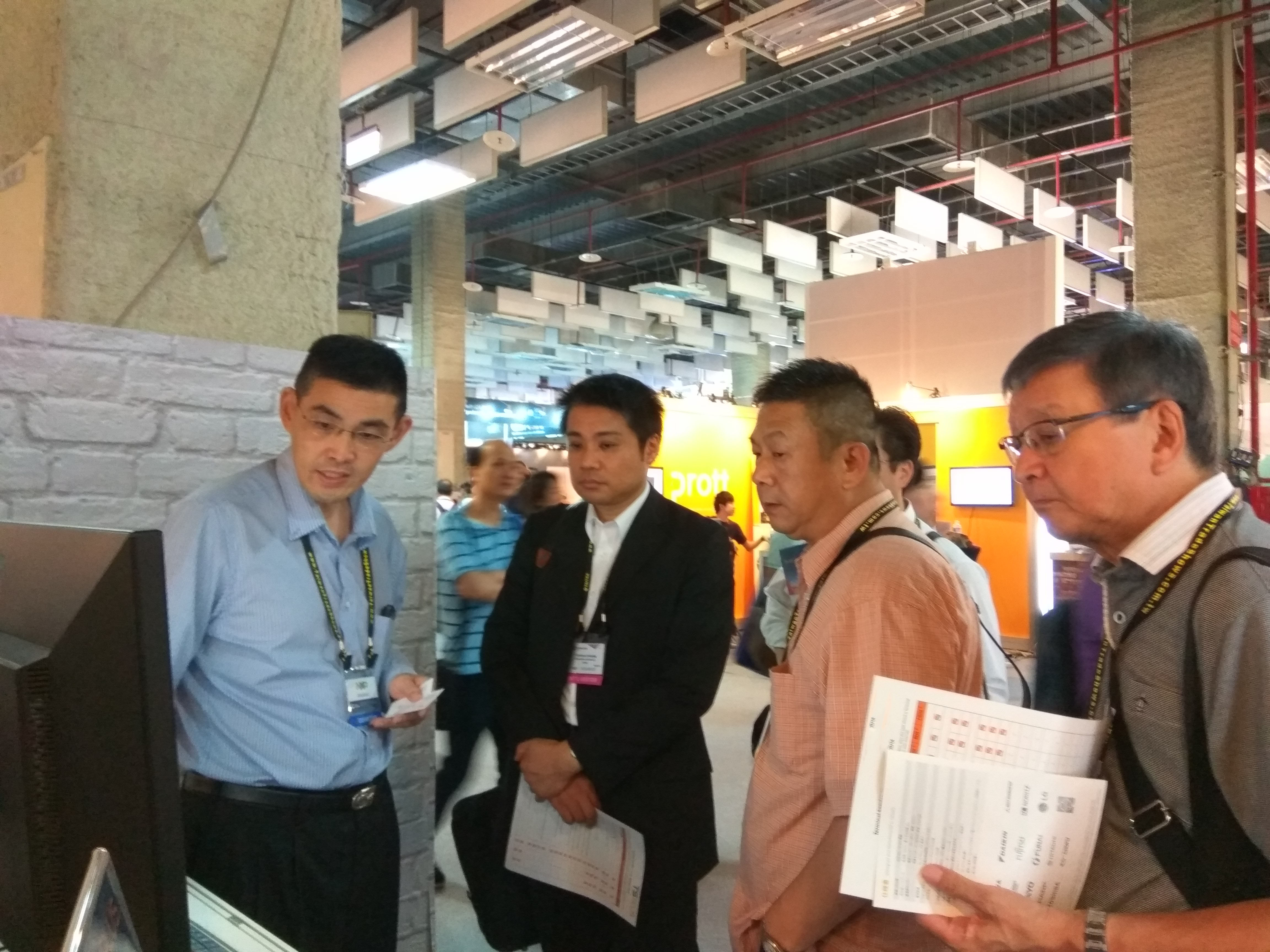 日本客戶詢問遠端桌面連線在學校的應用